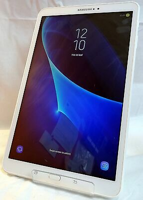 Samsung Galaxy Tab A SM-T580 10.1 Inch 32GB Android WiFi Tablet - White