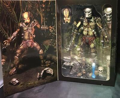 "NECA Predator movie Ultimate Jungle Hunter 7"" Action Figure =FREE SHIPPinG="