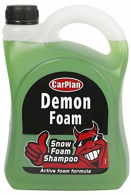 CarPlan Demon Snow Foam Car Shampoo 2 Litre Refill