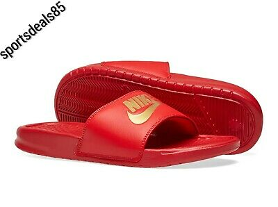 new products a1099 b04a9 NIKE BENASSI JUST Do It Slide Flip Flop Sandals in Midnight Navy ...