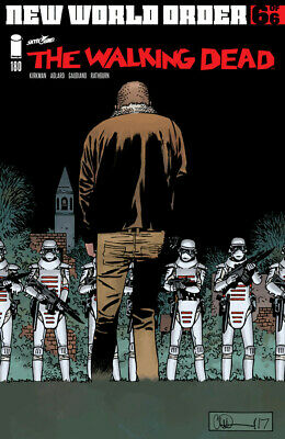 The Walking Dead #180 Image Comics Nm