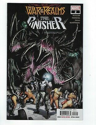 War Of The Realms: The Punisher # 2 Cover A NM Marvel