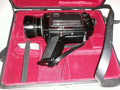 Chinon 410 super 8mm Cine Camera