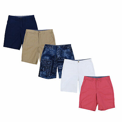 7864241137 Polo Ralph Lauren Mens Shorts Relaxed Fit 10 Inch Casual Flat Front Bottoms  New
