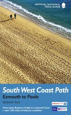 South West Coast Path:exmouth To Poole