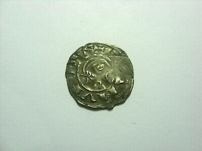 CRUSADER, Principality of Antioch. Bohemond III Minority 1149-1163 Denier.