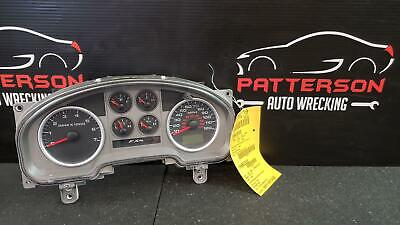04 05 FORD F150 Speedometer Instrument Cluster 184K Miles 2004 2005