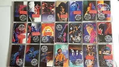 Time Life Music Sounds of the 70's Cassette Tapes Classic Rock NEW SEALED