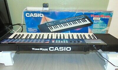 CASIO CA-110 Electronic Tonebank Keyboard Synth Pulse Code Modulation