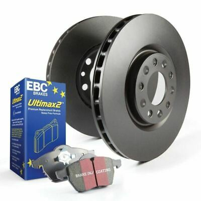 EBC S1KR1136 - Stage 1 Premium Street Rear Brake Kit