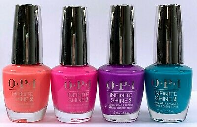 OPI Infinite Shine NL- NEON Summer '19 Collection - Choose Any 0.5oz