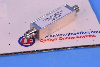 Lark Engineering High-pass RF Filter 1.5GHz SMA Female/Female w/ 6 Sections