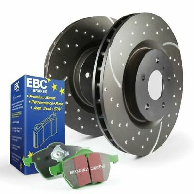 EBC Stage 3 Brake Kit S3KR1117-Rear