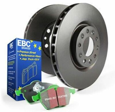 EBC S11KR1180 - Stage 11 Rear Brake Kit