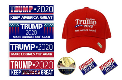Donald Trump 2020 President Re Election Kit Keep America Great