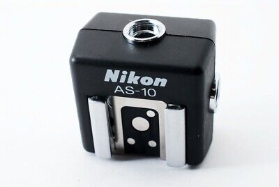 Excellent++++ NIKON AS-10 Multi Flash Adapter from Japan #ACA042-2