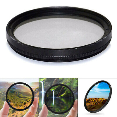 1 Pcs Slim CPL Circular Polarizing HD Polarizer Filter 49 52 55 58 62 67 72 77mm