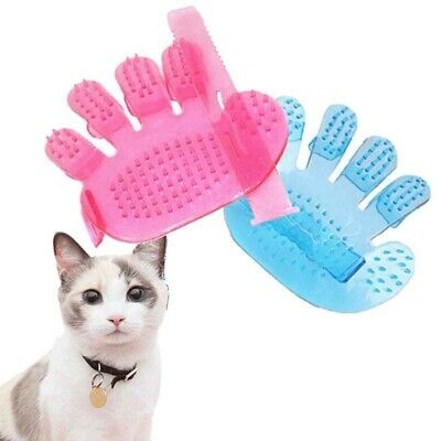 Pet Cleaning Brush Bath Magic Glove Cat Dog Massage Hair Removal Grooming Brush