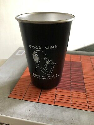 David Shrigley Wine Cup brand NEW