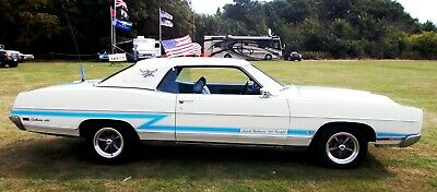Ford Galaxie 500 Coupe with 429ci engine. 1968 UK Reg tax and MOT exempt.