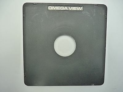 Omega / Toyo View lens board #1