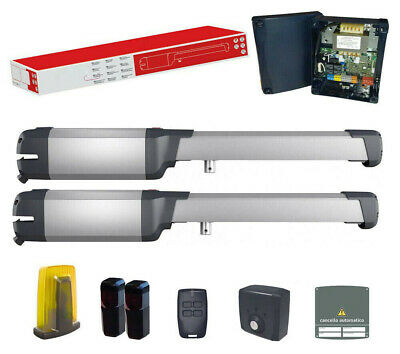 KIT BFT PHOBOS AC A25 R935304 00002 automatism 230V 2,5m gate door swing