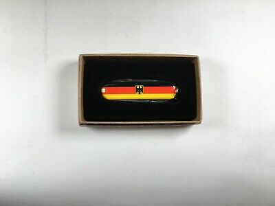 Victorinox Swiss Army Classic GERMAN FLAG EXCLUSIVE EAGLE Pocket Knife NEW