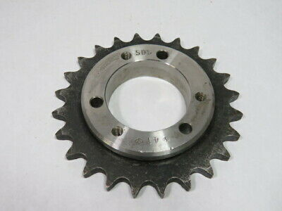 "Martin 41SDS24 Roller Sprocket 2-1/8"" Bore 24 Teeth ! WOW !"