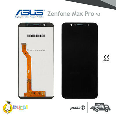 Display Lcd Touch Screen Asus Zenfone Max Pro M1 Zb601Kl Zb602Kl X00Td Vetro