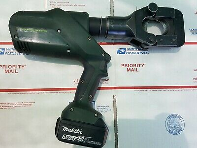 Greenlee Gator 18v ESG45L Lithium-Ion Battery Powered Cable Cutter