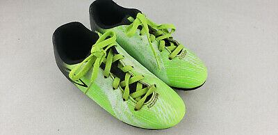 0101f11d3 Umbro Soccer Cleats 12K Green Black Shoes Boys Wired Youth Field Kids Cleat