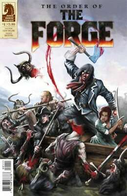 Order of the Forge #1 in Near Mint condition. Dark Horse comics [*5e]