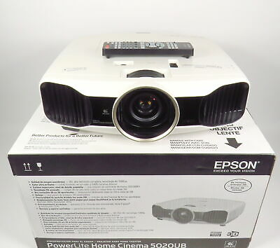 EPSON POWERLITE 92 LCD Projector with remote, HDMI and power