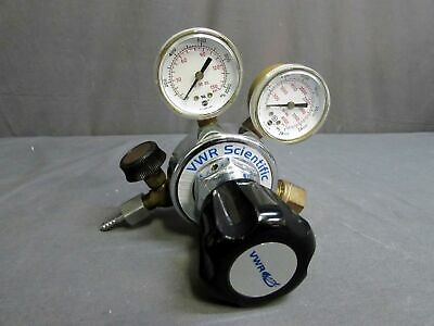 VWR Scientific 55850-240 Oxygen Gas Regulator with CGA-540 Fitting