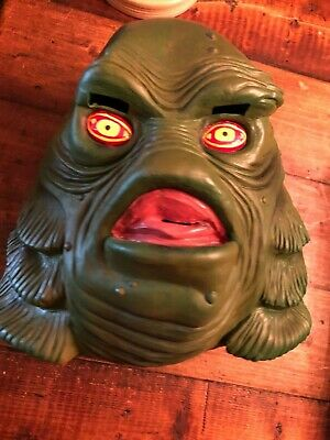 The Creature from the Black Lagoon Mask Vintage
