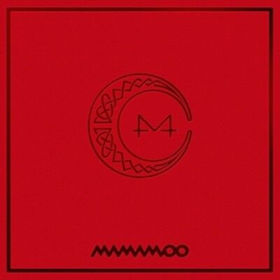 [US SHIPPING] Mamamoo-[Red Moon] 7th Mini Album CD+Booklet+PhotoCard