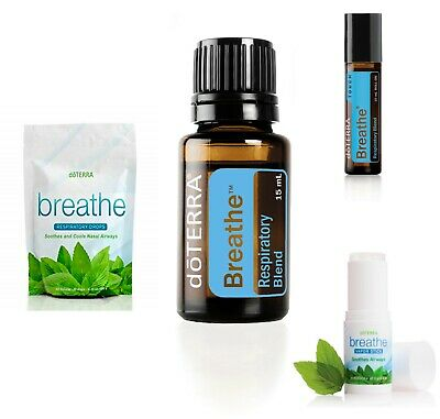 doTERRA Breathe Essential Oil & Related Products
