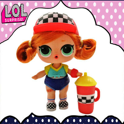LOL Surprise Doll Makeover Series 5-021 Color Change SK8ER GRRRL Hair Goals Toy