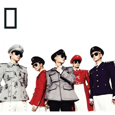 [US SHIPPING] SHINEE [EVERYBODY] 5th Mini Album CD+ Photobook+Card+Bookmark