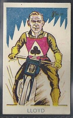 Donaldson-Sports Favourites-#415- Speedway - Belle Vue - Wally Lloyd