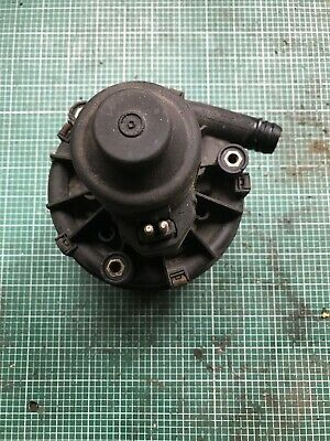 Audi A6 Auxiliary Secondary Emission Air Smog Pump 078906601H 0580000023 2.7T