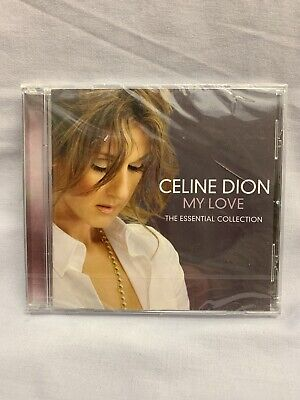 Celine Dion My Love The Essential Collection CD Brand New & Sealed 18 Tracks