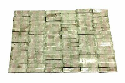 Mixed Pink & Green 4.25 in. Tile Set