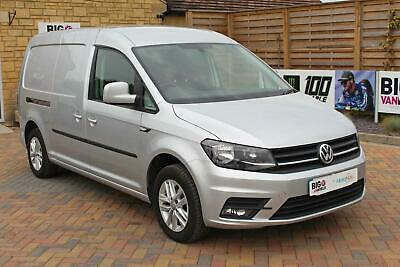 2016 Volkswagen Caddy Maxi C20 Tdi 102 Highline Panel Van Diesel