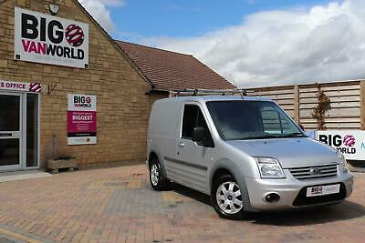2011 Ford Transit Connect T200 Tdci 110 Limited Swb Low Roof Panel Van Diesel