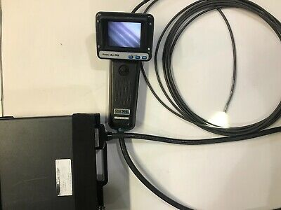 Welch Allyn XL 240 LS video Probe with Hard Case