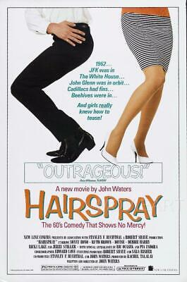 Hairspray Movie Poster Film A4 A3 Art Print Cinema
