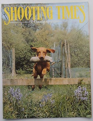 Shooting Times & Country Magazine  25.04.1985