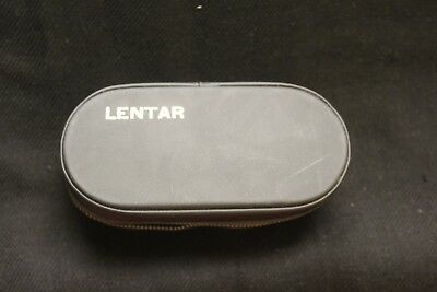 Vintage Lentar Lens Kit for Instamatic 100/150 Telephoto and Wide Angle w/Case