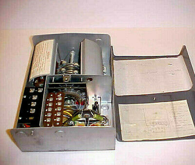 Vintage Honeywell S984P Step Controller S984P-1012 NEW/Unused, No Box or Papers